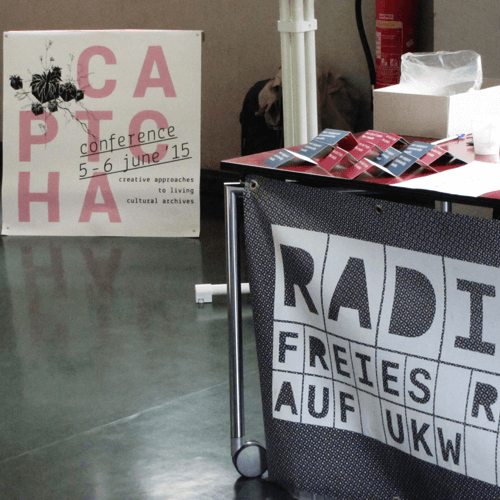 Radio Archives in European Community Media
